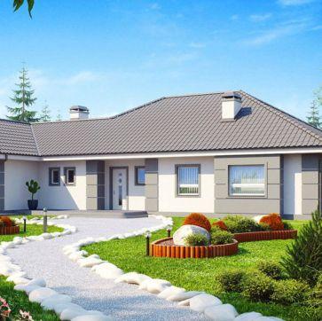 Строительство одноэтажных домов / КПВ Строй