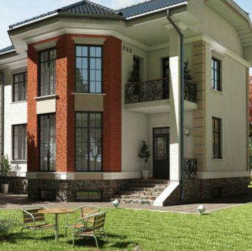 Проекты двухэтажных домов| Планировка двухэтажных домов