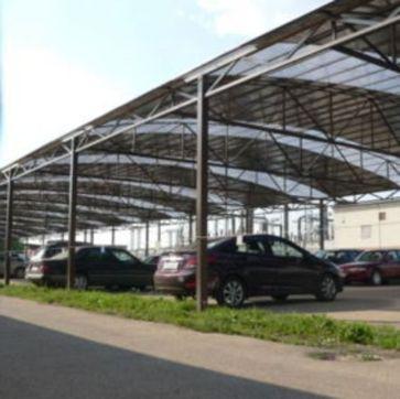 Строительство парковок паркингов / КПВ Строй
