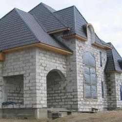 Cтроительство дома из пеноблоков / КПВ Строй