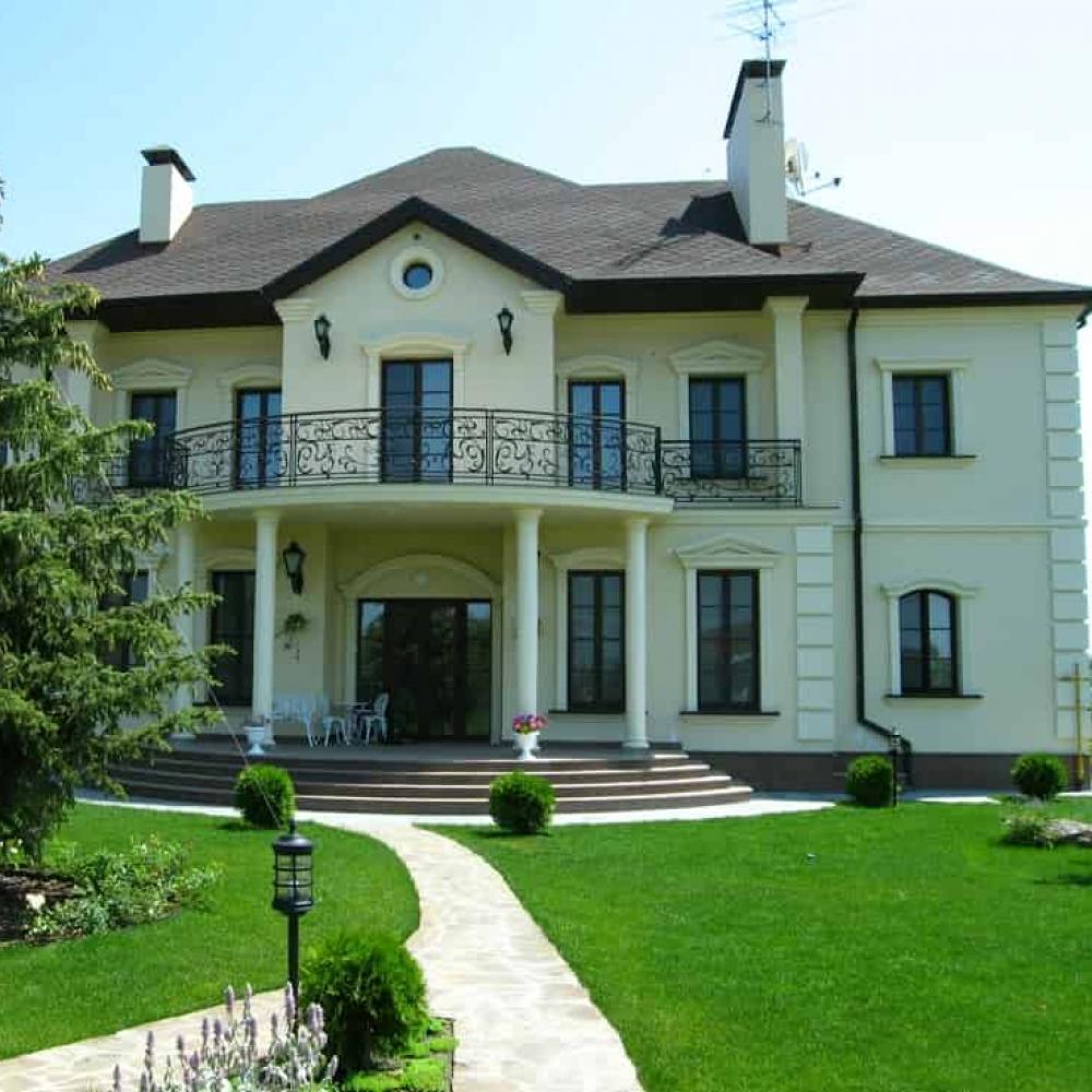 ᐉСтроительство домов в Киеве| Дом под ключ СТОИМОСТЬ 29000$ от КПВ-СТРОЙ