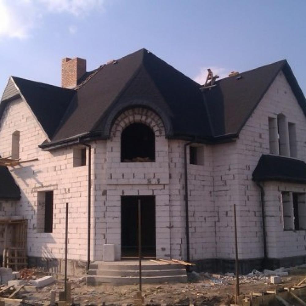 Смета Строительства Коробки Дома 5370грн/м2 на 2021