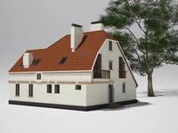 фасад дома проект