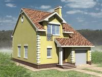 Проект загородного дома Киев