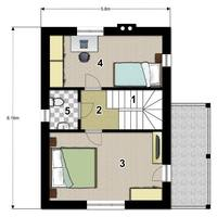 проект дома борис 3 план 2 этажа