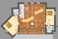 План дома. Проекта шэннон