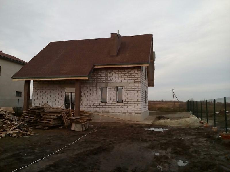 Монтаж кровли  / КПВ Строй / Фото - 19