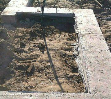 Фундамент под ключ цена в Киев, фото работ расчет.  / КПВ Строй