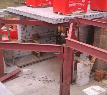 Изготовление и монтаж металлических балок / КПВ Строй