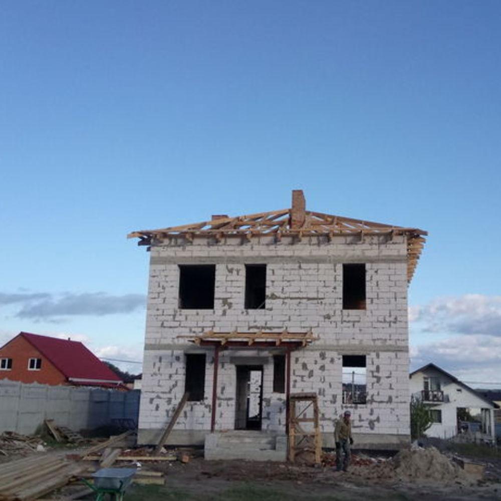 Строительство домов из газобетона  / КПВ Строй