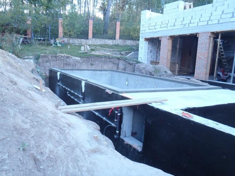 Бетонные работы. Строительство бассейна  / КПВ Строй / Фото - 8