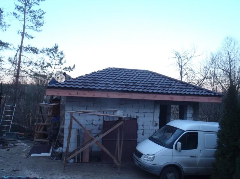 Кровельные работы / КПВ Строй / Фото - 10