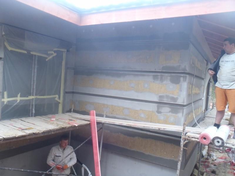 Фасадные работы / КПВ Строй / Фото - 4