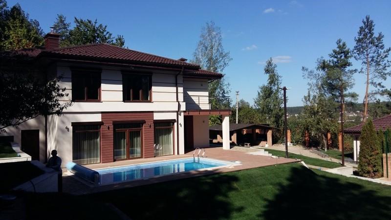 Строительство домов под ключ Одесса, готовый вид дома. / КПВ Строй / Фото - 1