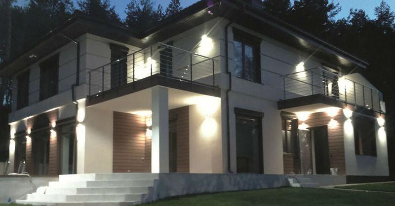 Строительство домов под ключ Одесса, готовый вид дома. / КПВ Строй / Фото - 5