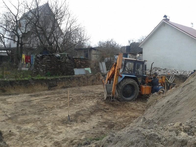 Земельные работы, отсыпка щебневой подушки / КПВ Строй / Фото - 4