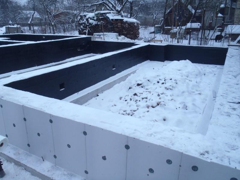 Заливка чернового пола бетоном / КПВ Строй / Фото - 1