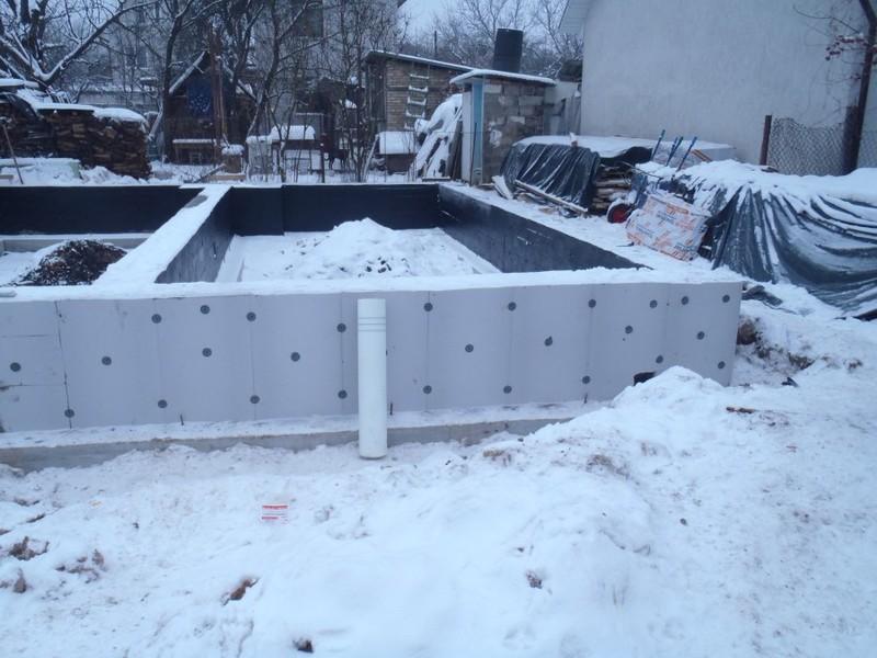 Заливка чернового пола бетоном / КПВ Строй / Фото - 2