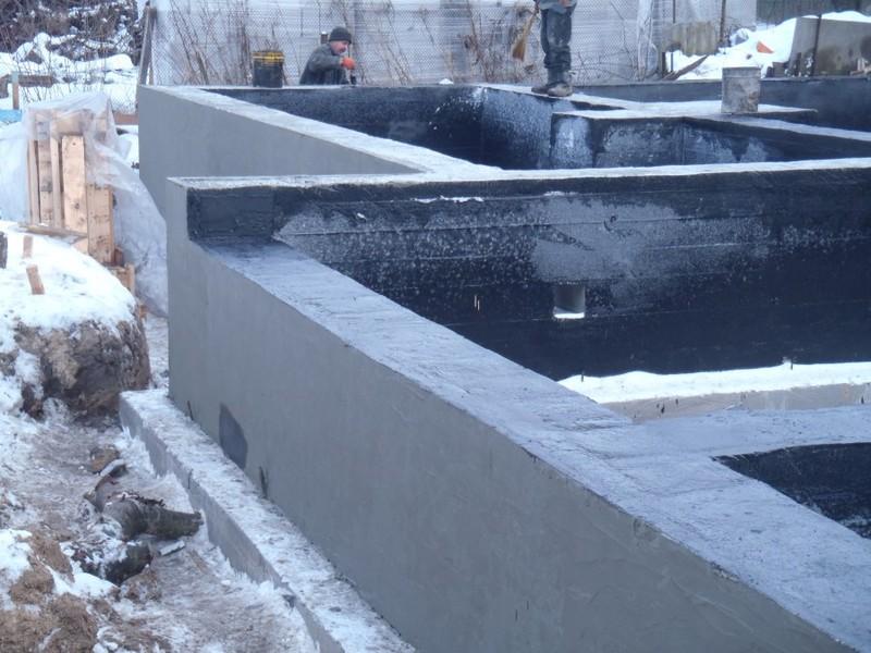Заливка чернового пола бетоном / КПВ Строй / Фото - 3