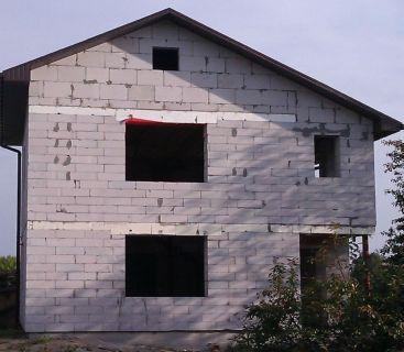 Как выбрать газобетон для строительства дома