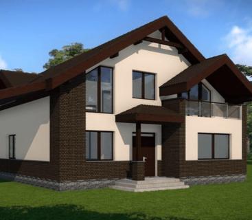 Цена, строительства дома под ключ  / КПВ Строй