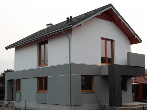 Вид фасада балкона z297