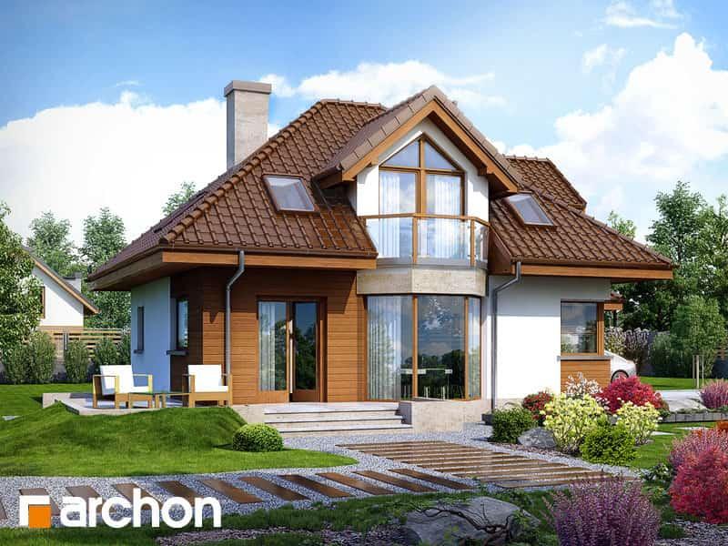 Проект современного энергоэффективного дома