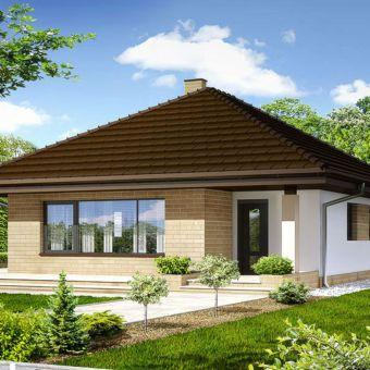 Строительство одноэтажных домов в Киеве / КПВ Строй