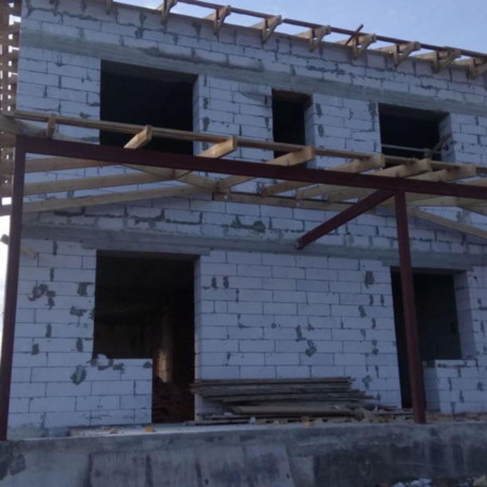 Преимущества строительства домов из газобетона / КПВ Строй