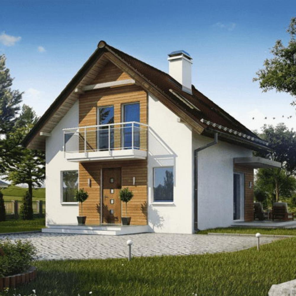 ᐉПроекты недорогих домов| Стоимость строительства под ключ 15-29 000$ от КПВ-СТРОЙ