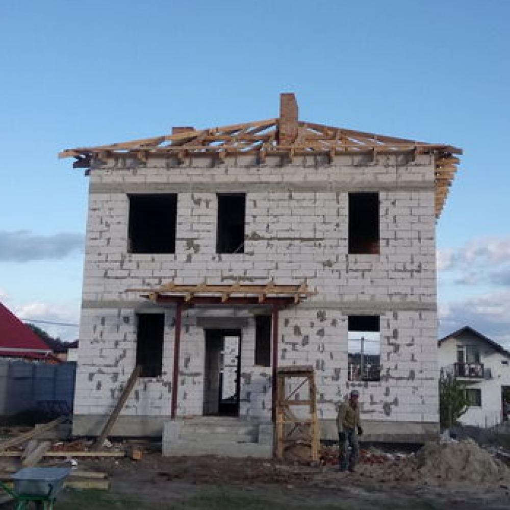 Строительство домов из газобетона (+ -) / КПВ Строй