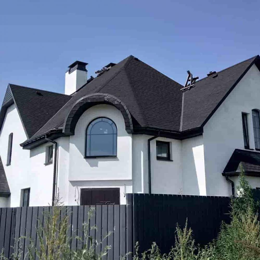 Смета на дом из газобетона под отделку|7200грн/м2 Все учтено