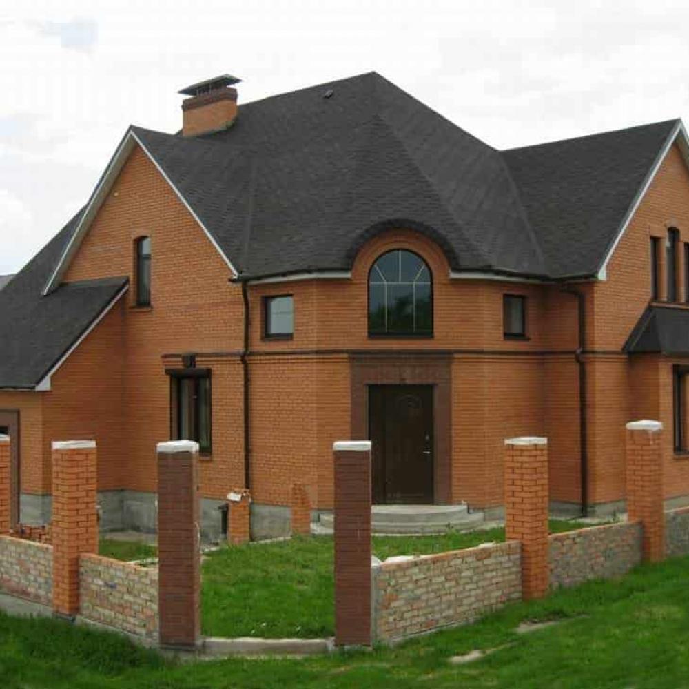 Смета на строительство дома под ключ 12440грн/м2 / КПВ Строй